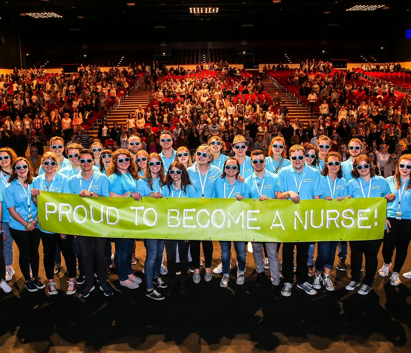 Junge Pflege Kongress 2018 - PROUD TO BECOME A NURSE